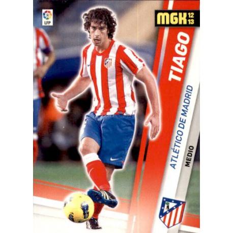 Tiago Atlético Madrid 29 Megacracks 2012-13
