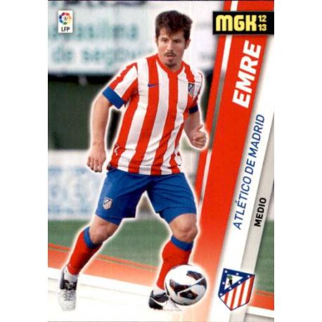 Emre Atlético Madrid 30 Megacracks 2012-13