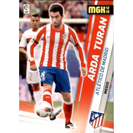 Arda Turan Atlético Madrid 32 Megacracks 2012-13
