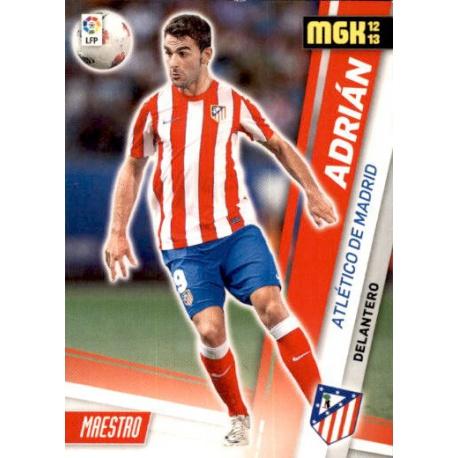 Adrián Atlético Madrid 35 Megacracks 2012-13
