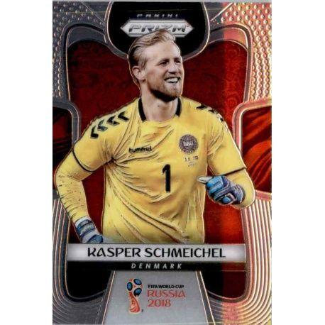 Kasper Schmeichel Denmark 258 Prizm World Cup 2018