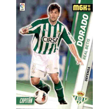 Dorado Betis 60 Megacracks 2012-13