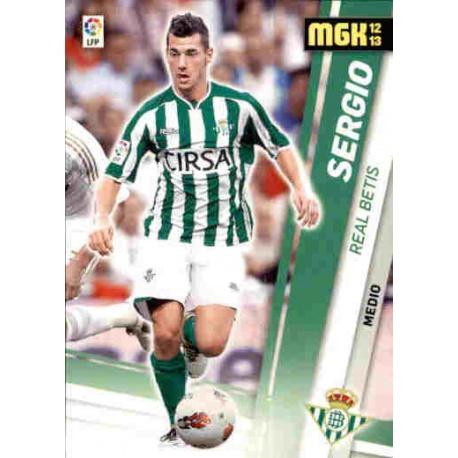 Sergio Betis 63 Megacracks 2012-13