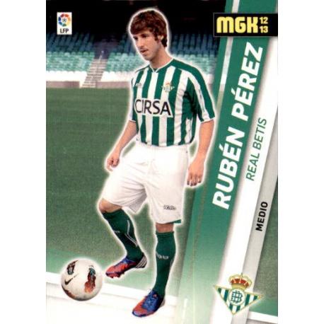 Rubén Pérez Betis 67 Megacracks 2012-13