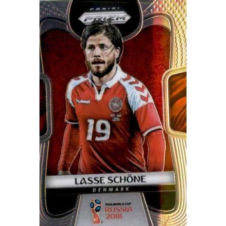 Lasse Schone Denmark 259 Prizm World Cup 2018