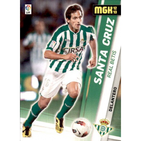 Santa Cruz Betis 71 Megacracks 2012-13
