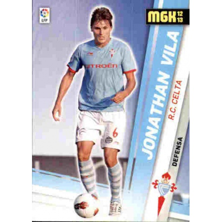 Jonatan Vila Celta 77 Megacracks 2012-13