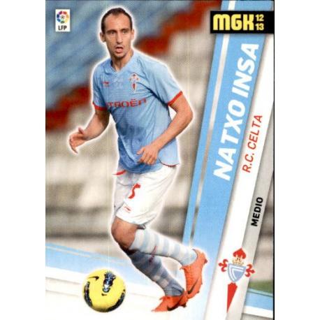 Natxo Insa Celta 84 Megacracks 2012-13
