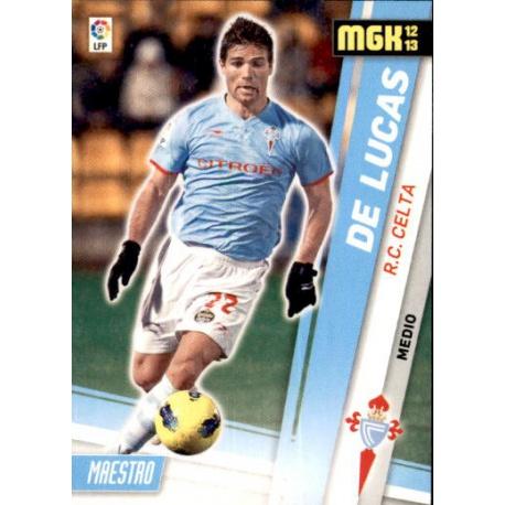 De Lucas Celta 85 Megacracks 2012-13