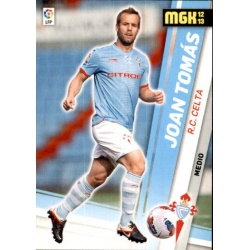 Joan Tomás Celta 86 Megacracks 2012-13