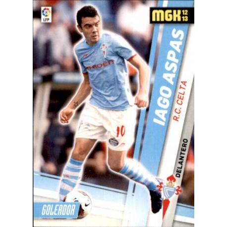 Iago Aspas Celta 90 Megacracks 2012-13