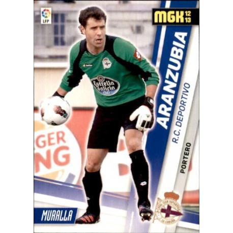 Aranzubía Deportivo 92 Megacracks 2012-13