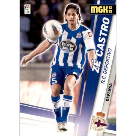 Ze Castro Deportivo 95 Megacracks 2012-13
