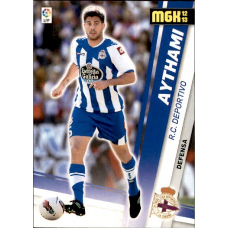 Aythami Deportivo 96 Megacracks 2012-13