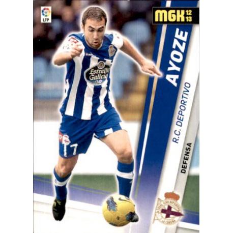 Ayoze Deportivo 98 Megacracks 2012-13