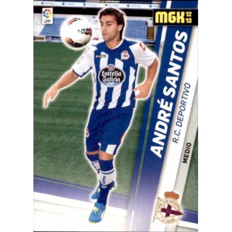 André Santos Deportivo 99 Megacracks 2012-13