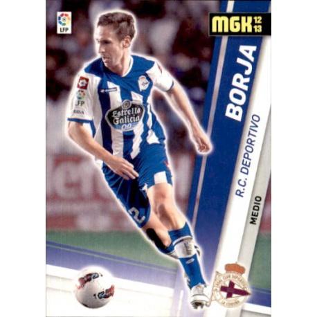 Borja Deportivo 100 Megacracks 2012-13