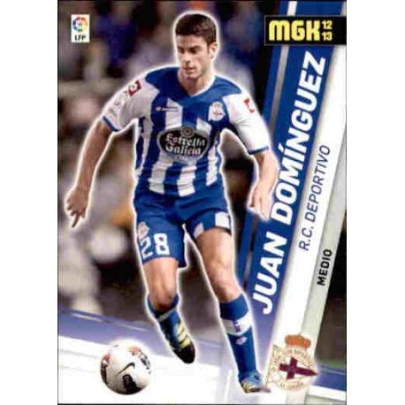 Juan Domínguez Deportivo 102 Megacracks 2012-13
