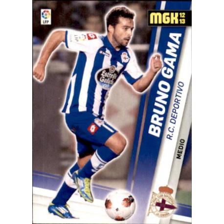 Bruno Gama Deportivo 105 Megacracks 2012-13