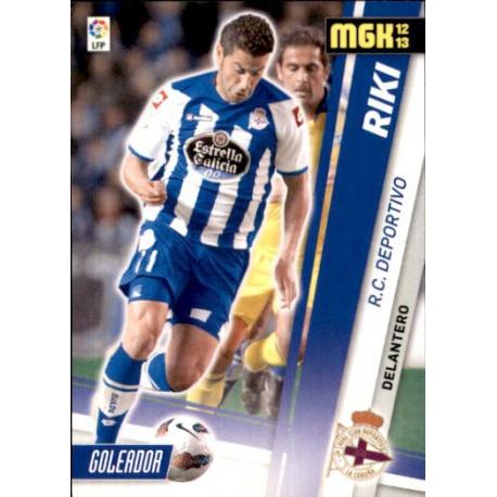 Riki Deportivo 107 Megacracks 2012-13