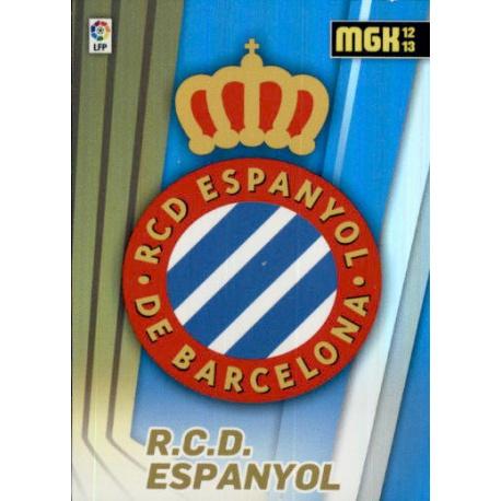 Emblem Espanyol 109 Megacracks 2012-13
