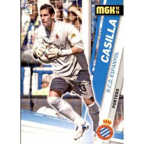 Casilla Espanyol 111 Megacracks 2012-13