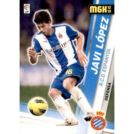 Javi López Espanyol 112 Megacracks 2012-13