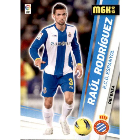 Raúl Rodríguez Espanyol 113 Megacracks 2012-13