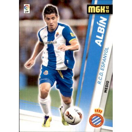 Albin Espanyol 120 Megacracks 2012-13