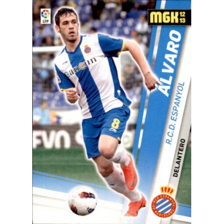 Álvaro Espanyol 125 Megacracks 2012-13