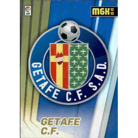 Emblem Getafe 127 Megacracks 2012-13