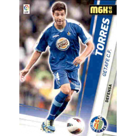 Torres Getafe 130 Megacracks 2012-13