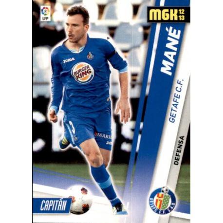Mané Getafe 134 Megacracks 2012-13