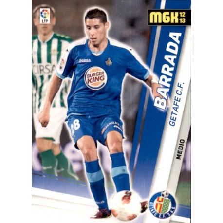 Barrada Getafe 141 Megacracks 2012-13