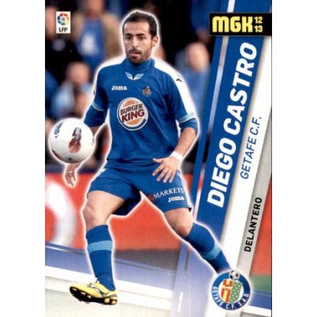 Diego Castro Getafe 142 Megacracks 2012-13