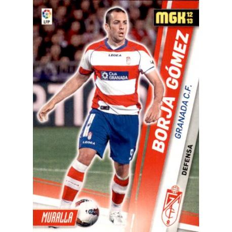 Borja Gómez Granada 151 Megacracks 2012-13