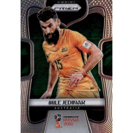 Mile Jedinak Australia 268 Prizm World Cup 2018