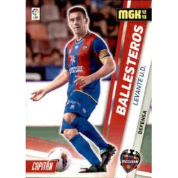 Ballesteros Levante 166 Megacracks 2012-13