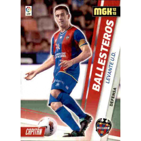 Ballesteros Levante 166 Megacracks 2012-13