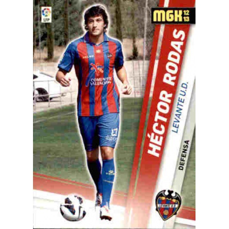Héctor Rodas Levante 167 Megacracks 2012-13