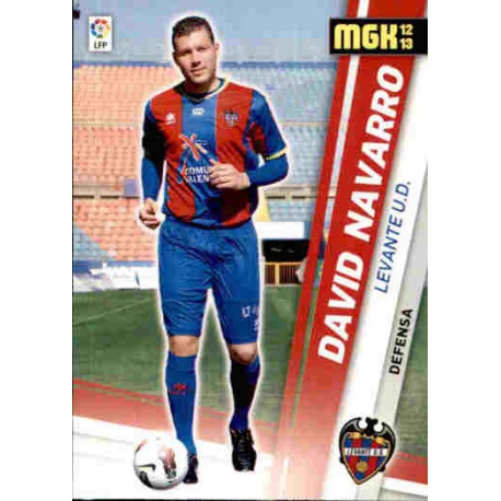 David Navarro Levante 168 Megacracks 2012-13