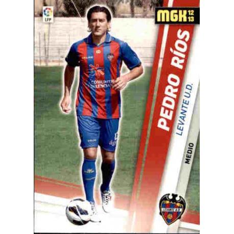Pedro Rios Levante 174 Megacracks 2012-13