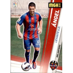 Ángel Levante 178 Megacracks 2012-13