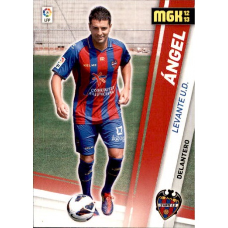 Ángel Levante 178 Megacracks 2012-13