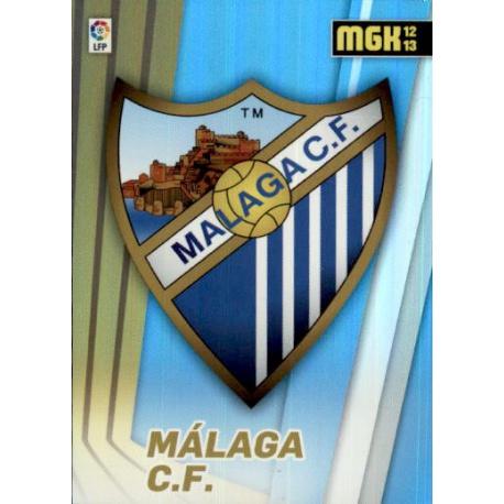 Emblem Málaga 199 Megacracks 2012-13