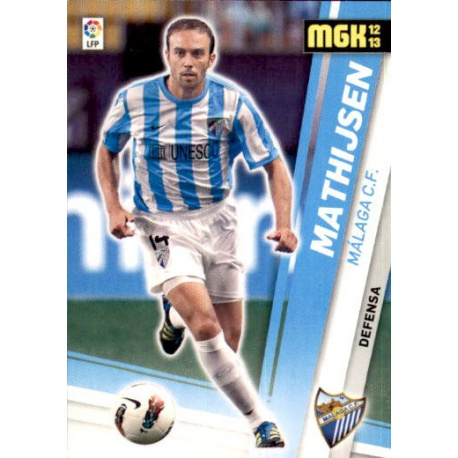 Mathijsen Málaga 203 Megacracks 2012-13