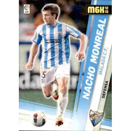 Nacho Monreal Málaga 206 Megacracks 2012-13