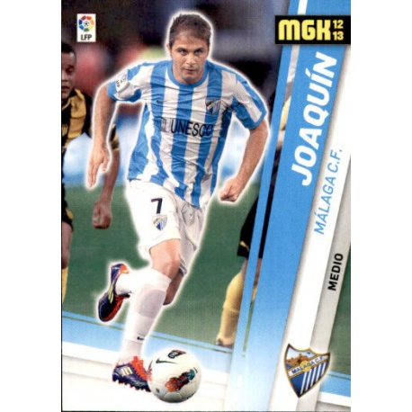 Joaquin Málaga 210 Megacracks 2012-13