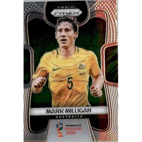 Mark Milligan Australia 273 Prizm World Cup 2018