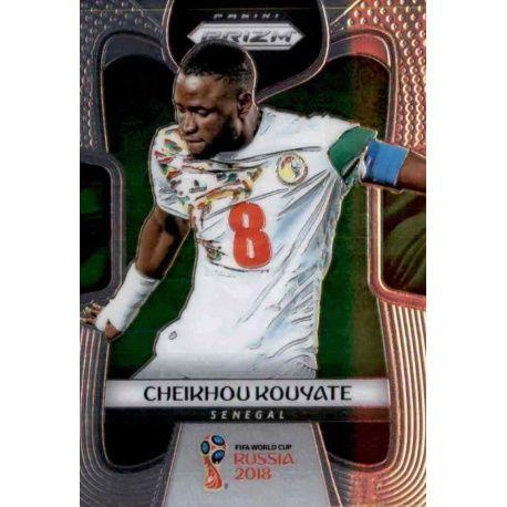Cheikhou Kouyate Senegal 275 Prizm World Cup 2018